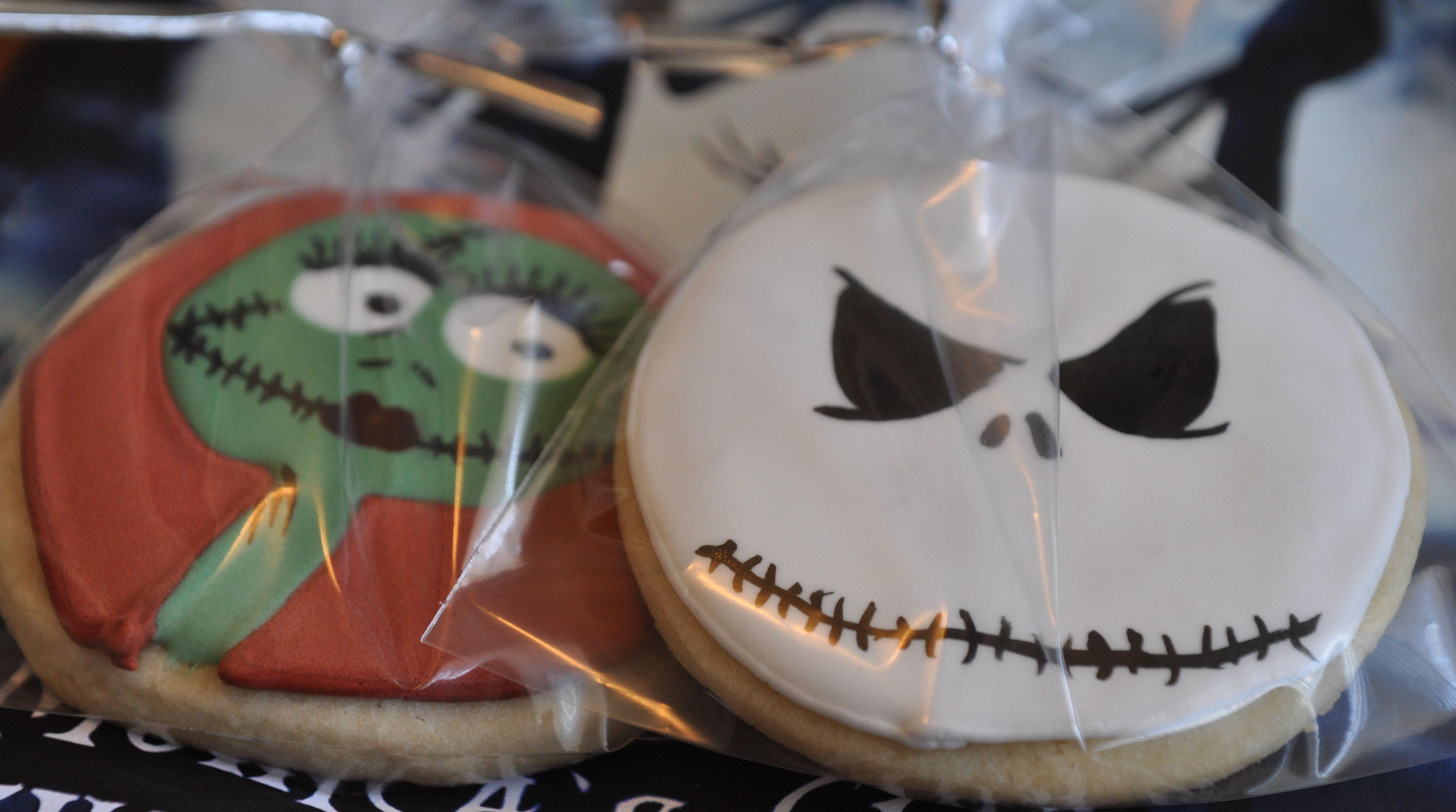 Real Parties: Nightmare Before Christmas Bachelorette Party at ...