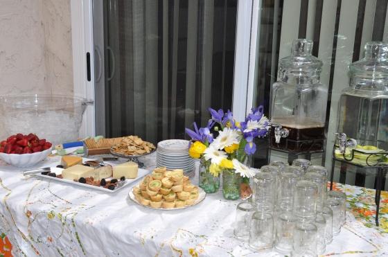 Savories Table - Events by Elisa