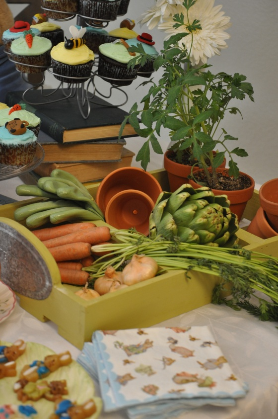Garden Box Display - Events by Elisa