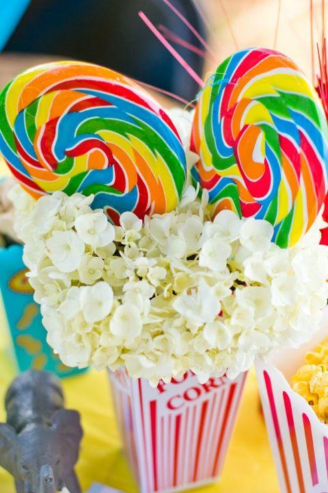 """Popcorn"" Floral Arrangement by Penny Blooms"