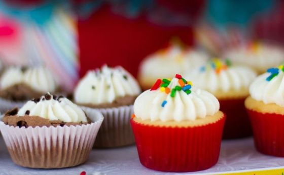Cupcakes by Calculated Whisk