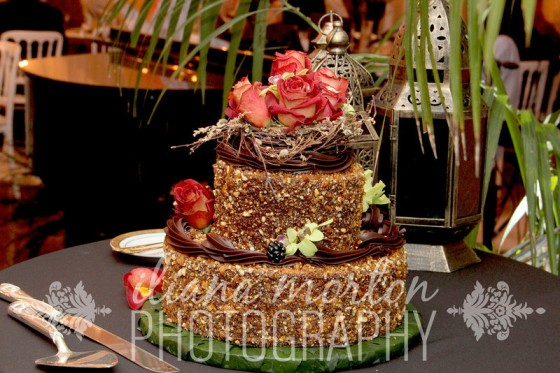 Cake by Extraordinary Desserts