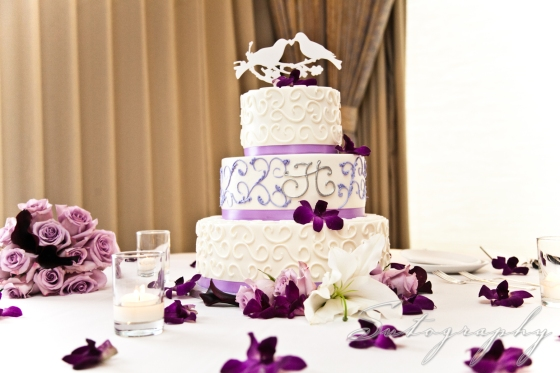 Cake by Eidelweiss, photo by Sutography