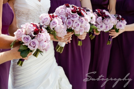 Bouquets, by Diane's Flowers Please, photo by Sutography