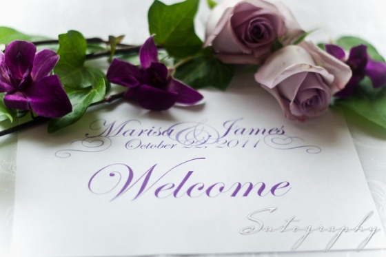 Welcome sign, photo by Sutography