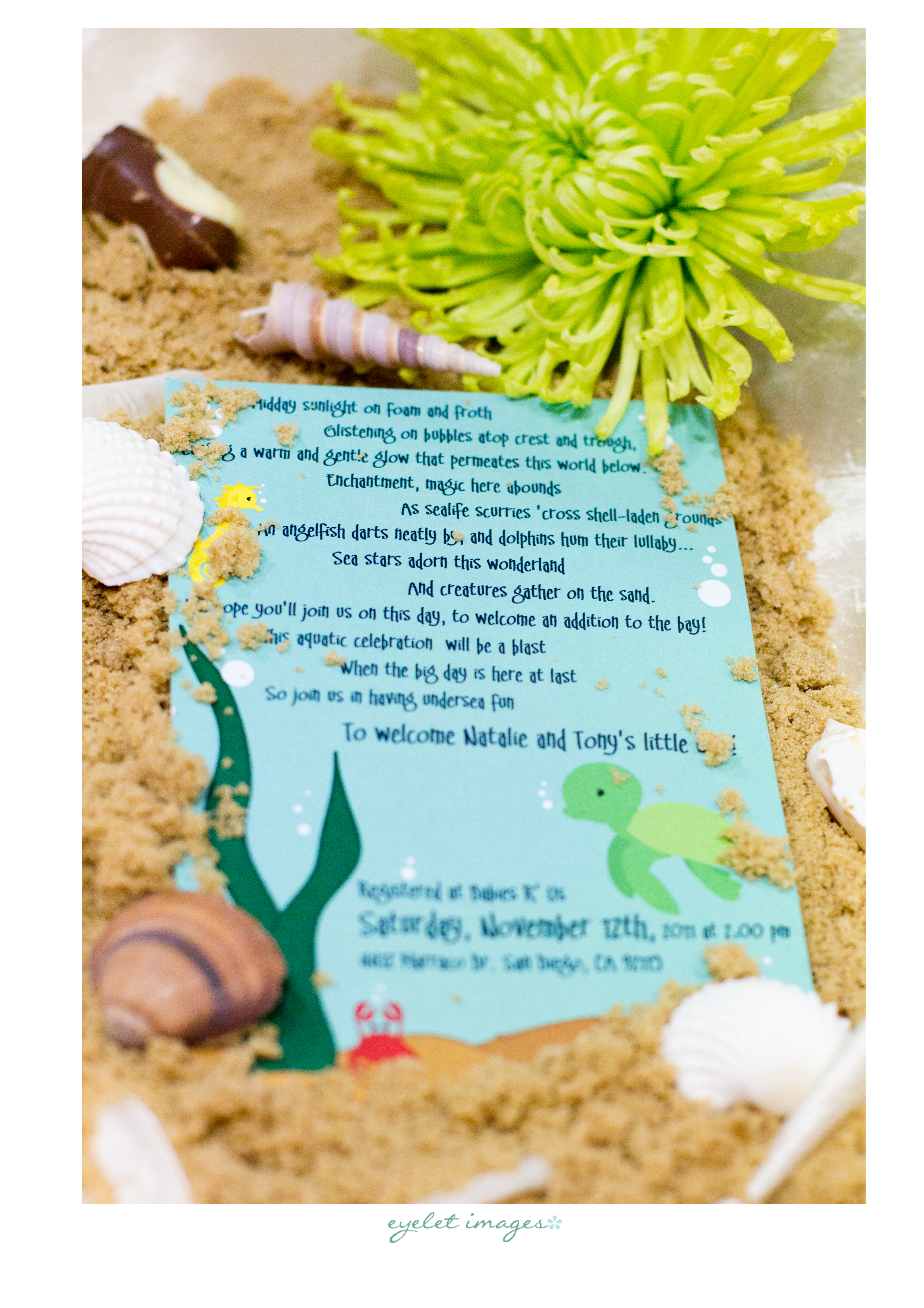 natalie s under the sea baby shower 11 12 2011 party details