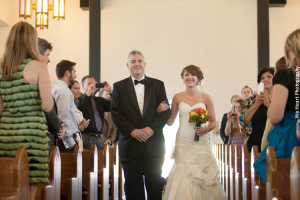 Emma and Her Father After the Door Incident, photo by We Heart Photography