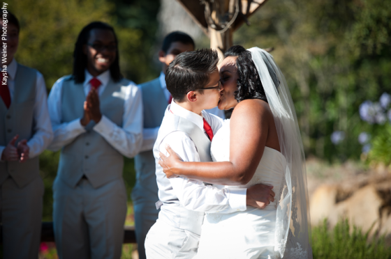 Ana and Gina's Wedding, image by Kaysha Weiner Photography